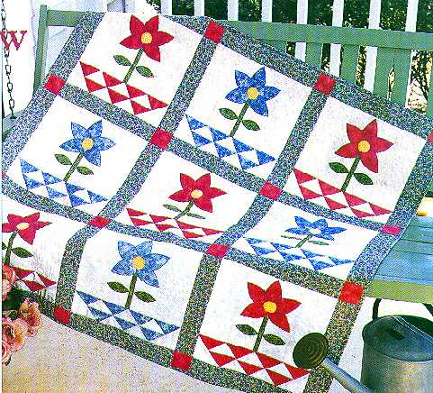 Free Paper Pieced Quilt Patterns