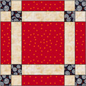 The Quilter's Block-a-Day Calendar Companion CD by Debby Kratovil