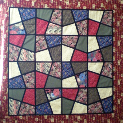 CRAZY QUILT STOCKING PATTERN Quilts & Patterns